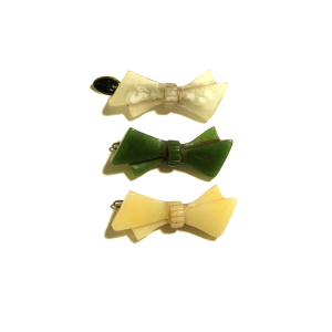 "hair pin ""Bow""  by Lill's Jewelry Tokyo."